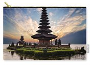 Bali Water Temple 2 Carry-all Pouch