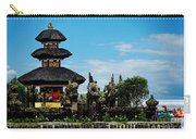 Bali Wayer Temple Carry-all Pouch