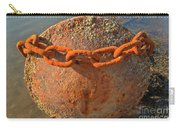 Ball And Chain Carry-all Pouch by Adam Jewell