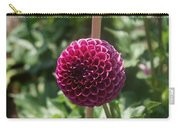 Ball Flower Carry-all Pouch