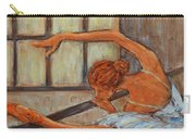 Ballerina II Carry-all Pouch by Xueling Zou