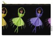 Ballerina Rainbow 2 Carry-all Pouch