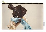 Ballet 1  Carry-all Pouch by Karen  Loughridge KLArt