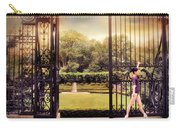 Ballet At The Vanderbilt Gate Carry-all Pouch