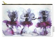 Ballet Dancers Carry-all Pouch
