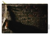 Ballet Shoes On Brick Carry-all Pouch by Jon Neidert