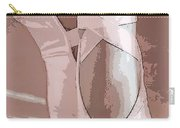 Ballet Slippers Carry-all Pouch