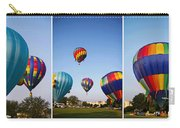 Balloon Festival Panels Carry-all Pouch