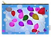 Balloon Frenzy Carry-all Pouch