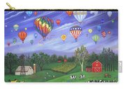 Balloon Race One Carry-all Pouch