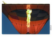 Balloon Ride At Dawn Carry-all Pouch