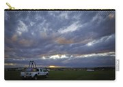 Balloonist Sunset Carry-all Pouch