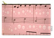 Balloons And Music Carry-all Pouch