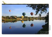 Balloons Heading East Carry-all Pouch by Carol Groenen