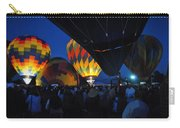 Balloons In The Crowd Carry-all Pouch
