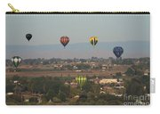 Balloons Over The Valley Carry-all Pouch