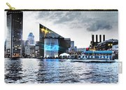Baltimore - Harborplace - Inner Harbor At Night  Carry-all Pouch
