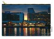 Baltimore Harborplace Light Street Pavilion Carry-all Pouch
