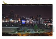 Baltimore Inner Harbor Skyline Night Panorama Carry-all Pouch