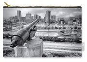 Baltimore Inner Harbor Skyline Carry-all Pouch