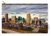 Baltimore Inner Harbor Skyline Panorama Carry-all Pouch