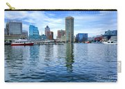 Baltimore On The Water Carry-all Pouch