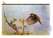 Baltimore Oriole Arrival  Carry-all Pouch