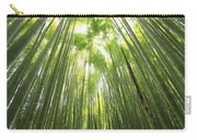 Bamboo Forest 5 Carry-all Pouch