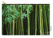 Bamboo Forest Maui Carry-all Pouch