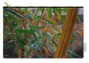 Bamboo Garden Carry-all Pouch