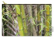 Bamboo I Poster Look Carry-all Pouch