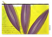 Bamboo Carry-all Pouch by Linda Woods