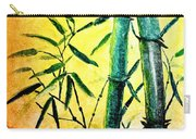 Bamboo Magic Carry-all Pouch by Nirdesha Munasinghe