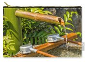 Bamboo Spout Carry-all Pouch
