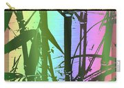 Bamboo Study 8 Carry-all Pouch