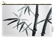 Bamboo Tree Carry-all Pouch