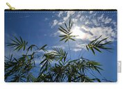 Bamboo Under The Sun Carry-all Pouch