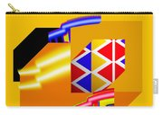 Banana Boat Carry-all Pouch by Charles Stuart