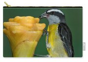 Bananaquit Feeding Carry-all Pouch