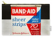 Band-aid Box Carry-all Pouch