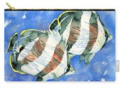 Banded Butterflyfish Carry-all Pouch