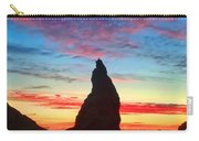Bandon Clouds Carry-all Pouch