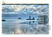 Bandon Sea Stack Reflections Carry-all Pouch