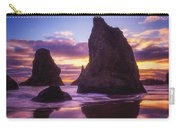 Bandon's Sunset Light Show Carry-all Pouch