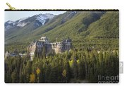 Banff Fairmont Springs Hotel Carry-all Pouch