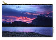 Banff Sunrise  Carry-all Pouch