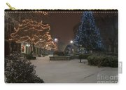 Bangor Maine Christmas Carry-all Pouch