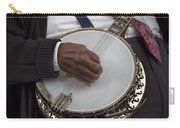 Banjo Music Carry-all Pouch