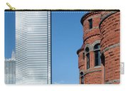Bank Of America Plaza Dallas Carry-all Pouch