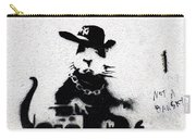Banksy Boombox  Carry-all Pouch